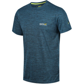 Regatta Fingal IV T-Shirt Men Majolica Blue Marl